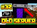 Download TP GLITCH WORKS: 9 MILLION BLOCKS OUT!! | OLDEST SERVER IN MINECRAFT #32 Video