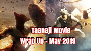 Download Ajay Devgn's Taanaji Movie To Wrap Up In May 2019 And It Will Release On.. Video