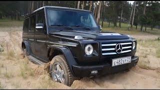 Download Mercedes G55AMG(500л.с.)против Нивы 3D на Бездорожье. Video