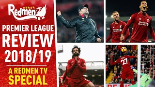 Download Liverpool's 2018/19 Premier League Review! Video