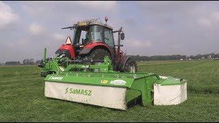 Download Samasz KT 301 SH maaiertest Video