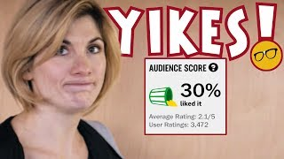 Download Doctor Who 30% Rotten Tomatoes Audience Score | Whovians Are Not Pleased Video