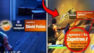 Download Top 5 Fortnite Items THAT GOT DELETED! (Old Fortnite Guns, Potions & More) Video