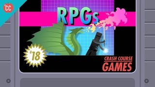 Download Role-playing Games: Crash Course Games #18 Video