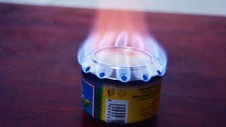 Download membuat kompor spirtus sederhana / how to make alcohol stove Video