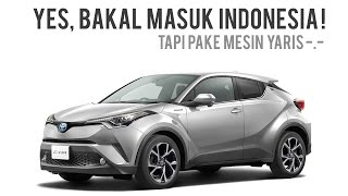 Download Toyota CHR Indonesia + Giveaway Diecast Video