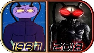 Download EVOLUTION of BLACK MANTA in Movies TV Cartoons (1966-2018) Aquaman trailer 2 2018 black manta scene Video