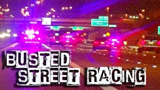 Download Street Racing vs COPS - BUSTED!! Video