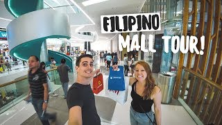 Download Filipino Malls Are CRAZY HUGE! - SM Seaside Cebu Mall Food Tour & Shopping (Philippines) Video