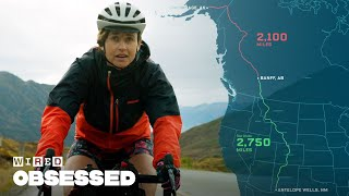 Download How This Woman Rides 20,000 Miles a Year on Her Bike | WIRED Video