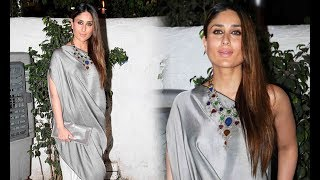 Download Kareena Kapoor Oops Moment At Ki And Ka Movie Success Party Video