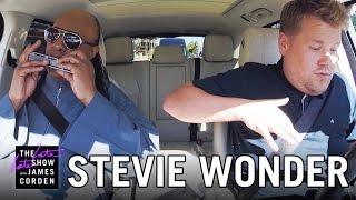 Download Stevie Wonder Carpool Karaoke Video