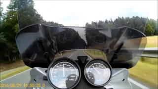 Download Motorcycle BMW R1100RS 0-170 km/h 200km/h top Video