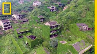 Download Plants Are Taking Over This Abandoned Fishing Village | National Geographic Video
