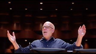 Download Conductor Donald Nally brings The Crossing to Northwestern Video