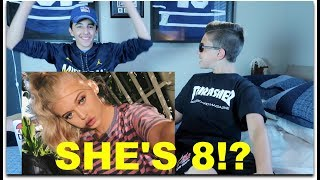 Download GUESS THEIR AGE CHALLENGE! Loren Beech 🤔 | Christian Lalama Video