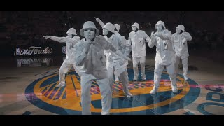 Download JABBAWOCKEEZ at NBA Finals 2016 Video