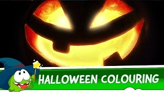 Download Learning Colors with Om Nom - Halloween Special Video