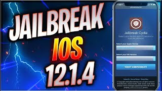 Download Jailbreak iOS 12.1.4 - How To Jailbreak iOS 12.1.4 - Cydia iOS 12.1.4 (Updated) Video