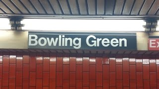 Download MTA New York City Subway: A Tour Of The Bowling Green Station Video