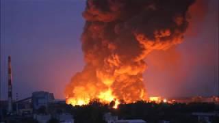 Download Pożar składowiska odpadów w Zgierzu 25 / 26.05.2018 Video