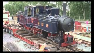 Download SBR Mallet no 9 arrives at Dinas Video