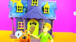 Download Scooby Doo Mystery Mansion with Goo Turrent with Scooby and Shaggy Video