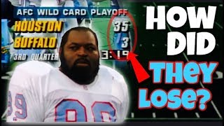 Download The BIGGEST Lead EVER BLOWN in the NFL Playoffs Video