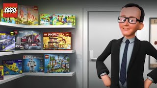 Download The LEGO Story - How it all started Video