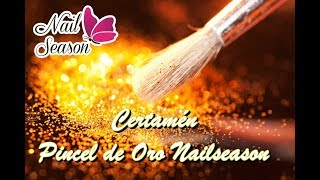 Download Invitacion al Segundo Certamen Internacional Pincel Dorado Nailseason Video