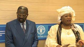 Download Délégation du Sénégal - 40ème session de la Conférence de la FAO. Video