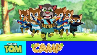 Download Talking Tom Camp – Epic Water Fight (Official Launch Trailer) Video
