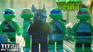 Download TMNT 2014 Lego Movie Video