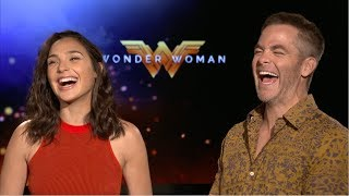 Download Wonder Woman Interviews: Sexism, Fighting and Dance Scenes Video