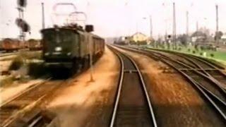 Download DB vor 1975 : Würzburg - München - Traunstein : Führerstandsmitfahrt Video