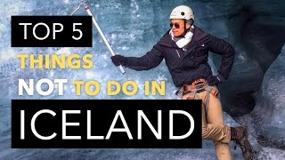 Download TOP 5 THINGS NOT TO DO IN ICELAND! | Travel Thoughts 01 Video