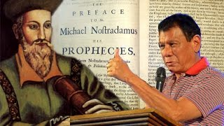Download Nostradamus Predicted Duterte's Presidency Video
