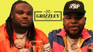 Download Tee Grizzley and Fatboy SSE Talk Fattest Rapper In The Game: Dinner With Grizzley Video