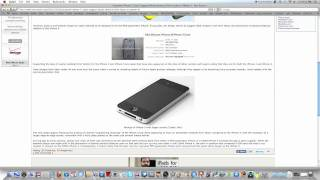 Download iphone 5 Picture and Cases Leaked Video