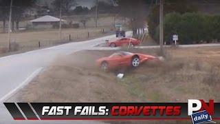 Download Fast Fails: Corvette Edition Video
