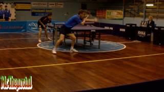 Download Table Tennis Italian League 2016/17 - Deni Kozul Vs Zhao Daming - Video