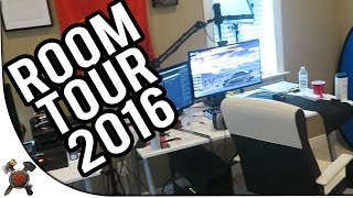 Download I HAVE TWO SETUPS? (Room Tour: Feb 2016) Video
