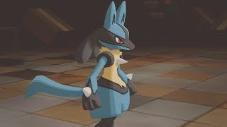 Download Pokemon Ultra Sun and Ultra Moon Wi-Fi Battle: Lucario Has a Screw Loose! (1080p) Video