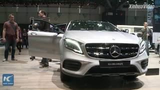 Download Cutting-edge luxury cars from China at Geneva Motor Show 2018 Video