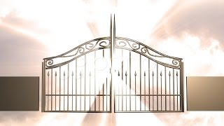 Download 131 Heavens Gate Gates Of Heaven God Jesus . Stock Footage Video