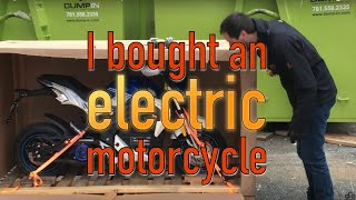 Download I bought a new $2,800 ELECTRIC motorcycle! Video