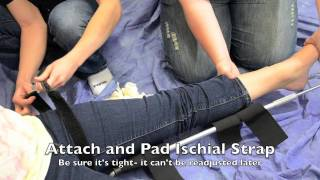 Download Mass EMT Exam Station: Hare Traction Splint.mov Video