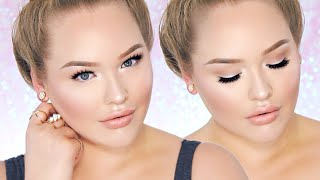 Download PERRIE EDWARDS Inspired Fresh/Nude Glam - Glowy Skin Makeup! Video