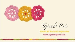 Download Flores fáciles de tejer a crochet Video
