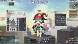 Download Ayumilove MapleStory2 Wizard Level 50 Equip Store Video